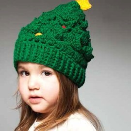San Diego Hat(サンディエゴハット) - アメリカ発(San Diego Hat BRAND):DL2360 Kids Christmas Tree Hat