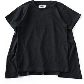 MM6 Maison Margiela - Basic Jersey Tops (black)