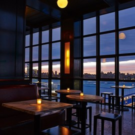 Brooklyn, NY - The Ides roof top bar