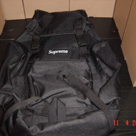 Supreme - 14th Backpack (Black)