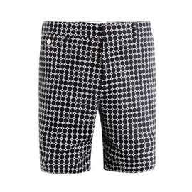 BLACK FLEECE by Brooks Brothers - Octagon-print short pants