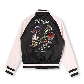 adidas - 【adidas Originals by Rita Ora】リバーシブル ジャケット [ASIAN SOUVENIR JKT]