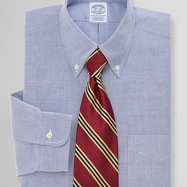 Brooks Brothers - Classic All-Cotton Extra-Slim Fit Supima® Oxford Dress Shirt
