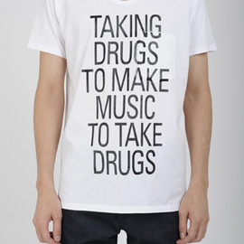 LAD MUSICIAN - Taking drugs to make music tee