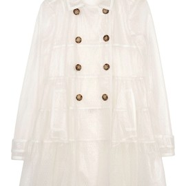 RED VALENTINO - TRENCH