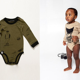 Mini & Maximus - Hit The Road Onesie
