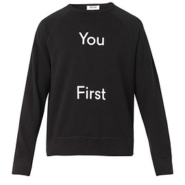 Acne Studios - You First Sweat