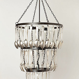 Anthropologie - Eat, Drink And Be Merry Chandelier