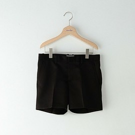 steven alan - SATIN TROUSER SHORTS