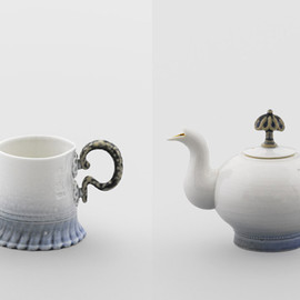 Steve Harrison - Teapot and Mug