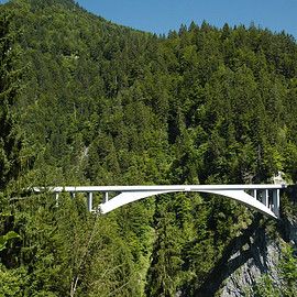 Switzerland - Salginatobel Bridge