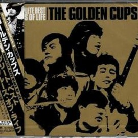 THE GOLDEN CUPS - COMPLETE BEST BLUES OF LIFE