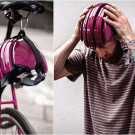 CARRERA - FOLDABLE HELMET