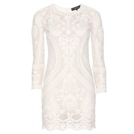 Isabel Marant - DEVI EMBROIDERED DRESS