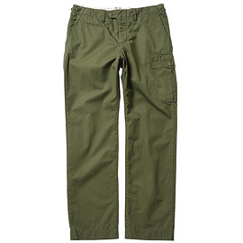 snow peak - Ventile Cotton Pants
