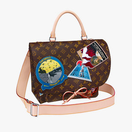 "LOUIS VUITTON, Cindy Sherman - ""Celebrating Monogram Collection"" Camera Messenger Bag by Cindy Sherman"
