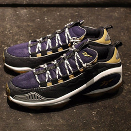 Reebok - Reebok DMX RUN 「LIMITED EDITION」BLK/PPL/GLD