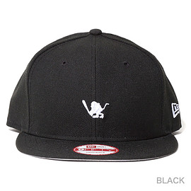 "SANTASTIC! - NEW ERA 9FIFTY ""ワンポイントBAT SARU"""