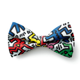 Uniform Experiment - KEITH HARING BOW TIE