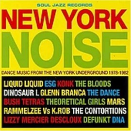 Various Artists - NEW YORK NOISE vol.1