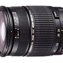 TAMRON - SP AF 28-75mm F/2.8 XR Di LD Aspherical [IF] MACRO (Model A09) (キヤノン用) の製品画像