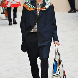 Burberry Prorsum - Burberry Prorsum | Fall 2014 Menswear Collection