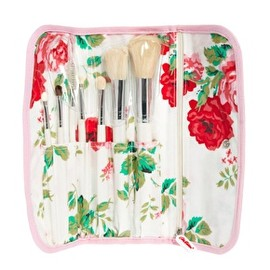 Cath Kidston - Cath Kidston New Rose Bouquet Make-Up Brush Set