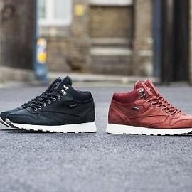 Reebok - REEBOK CLASSIC LEATHER MID GORE-TEX 2COLORS