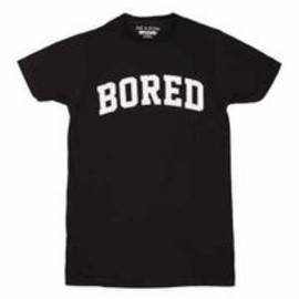 BORED T-SHIRT | BLACK