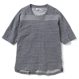 nonnative - EXPLORER FB QS LOOSE-FIT C/P STRETCH JERSEY