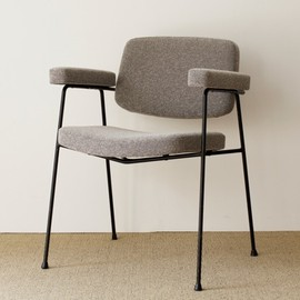 Thonet - Arm Chair CM197 by Pierre Paulin