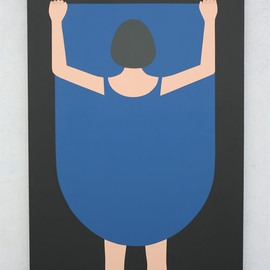 Geoff McFetridge - Us As A Logo