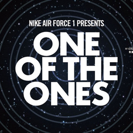 "THE PIVOT POINT - NIKE AIR FORCE ONE PRESENTS ""ONE OF THE ONES"""
