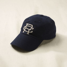 RUGBY RALPH LAUREN - ラルフローレンラグビー メンズ Fitted Rugby RC Cap キャップ 帽子 Navy 【取り寄せ商品】