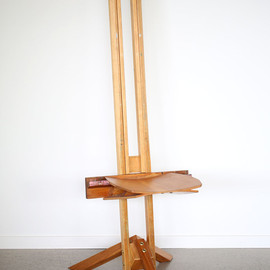 martino gamper - lazy painters chair