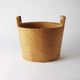 Finland Basket with Handle