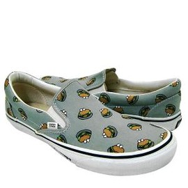 "UNDER COVER - UNDER COVER ×VANS SLIP ON ""BURGER"""