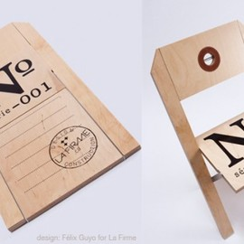La Firme - Label Chair