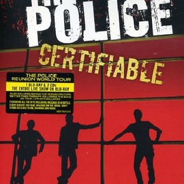 POLICE - Certifiable [Blu-ray]