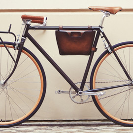 Berluti - Bike Frame Bag