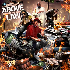 Various Artists - Above The Law