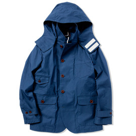 CASH CA - HOODED TAILORED JACKET