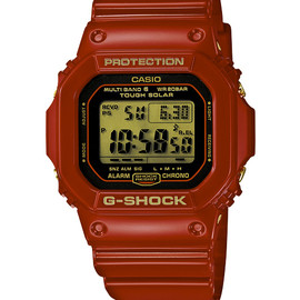 "G-SHOCK - GW-M5630A-4JR MUDMAN ""Rising Red"" Collection"