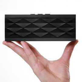 Jawbone - JAMBOX Wireless Speaker Black Diamond