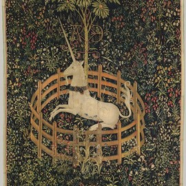 The Unicorn in Captivity, 1495
