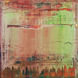Gerhard Richter - Abstract Painting ( CR:908-9 )