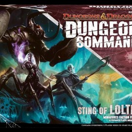 Wizards RPG Team - Dungeon Command: Sting of Lolth