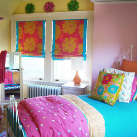 Kids Room Colorful Bedroom