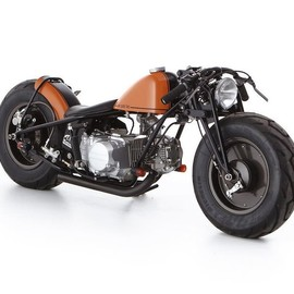 Honda - Monkey Custom