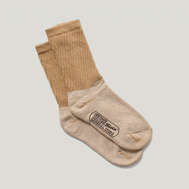 GS Wool Socks (2 Pair) #h.gray